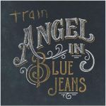 Train Angel In Blue Jeans cap